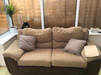 2 And 4 seater sofa