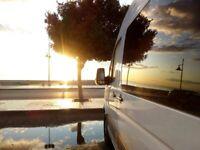 Mercedes Sprinter campervan conversion, stealth camper, 4 Berth, Fully offgrid