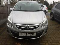Vauxhall CORSA HEATED Seats Leather