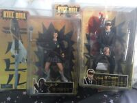 Rare Kill Bill Figures