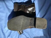 Men's sweeny boots size 8