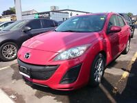2011 Mazda MAZDA3 AUTOMATIC HATCHBACK LOADED