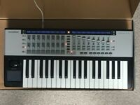 Novation Remote 37SL MIDI controller keyboard