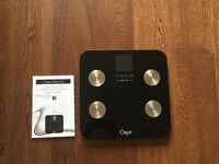 Total Body Scale Ozeri Touch II