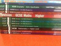 New 9-1 GCSE revision guides