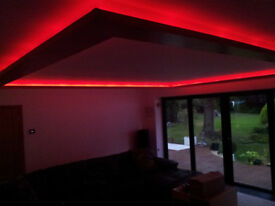 240V Mains Powered LED Strip Lights