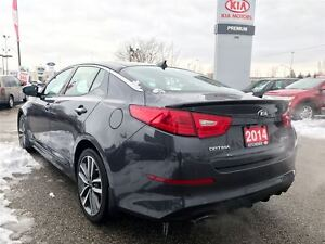2014 Kia Optima SX Turbo Kitchener / Waterloo Kitchener Area image 5
