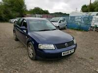 VW PASSAT VR5. AUTOMATIC. 2.3 PETROL. PX TO CLEAR
