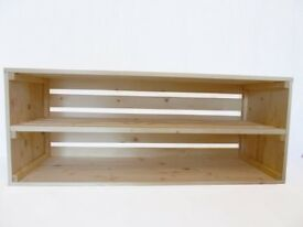 MADE TO ORDER Handmade-Rustic-Style-Wooden-Shoe-Cabinet-Rack-Many-Colours-and-Sizes Handmade