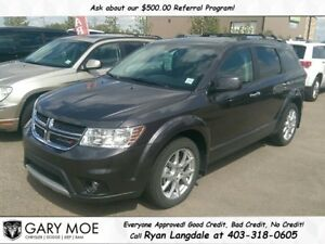 2016 Dodge Journey R/T**AWD, LOW KM'S**