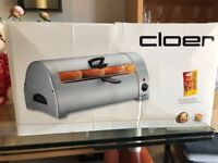 CLOER Roll toaster (new in box)