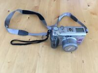 Canon PowerShot G3 digital camera