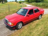 Mercedes 190e 2.0 Auto (lowered price)