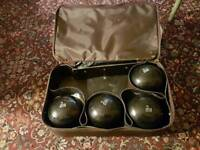 bowls 5and 1eigth with bag