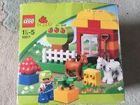 Lego duplo 10517 farm set