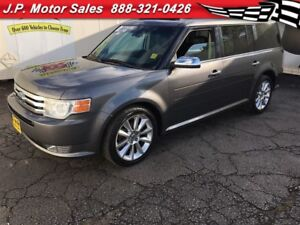 2010 Ford Flex Limited, Automatic, Leather, Sunroof, AWD