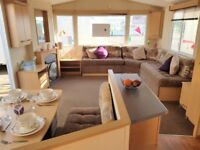 Spacious Static Caravan,Holiday Home,2018 Site Fees Included, 200m From Beach,Pet Friendly,Norfolk