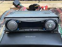 Ministry of Sound car CD player