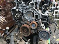 Renault mascot zd3 engine block spares or repairs