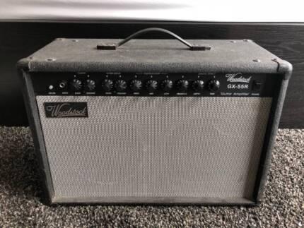 Woodstock Electric Guitar Amplifier