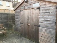 12 x 10 garden shed heavy duty . Top quality