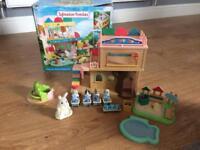 Sylvanian Families Primrose Nursery