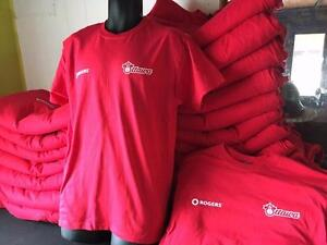 Wholesale Custom T-shirts - Orders from 24 shirts! - FREE SHIPPING