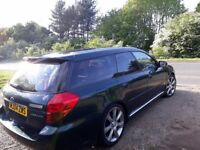 Subaru legacy R sport All wheel drive (Awd) privacy glass full leather not Audi or Golf or Bmw fast