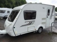 ☆ SWIFT COASTLINE 2009 REG 2 BERTH ☆ TOURING CARAVAN ☆ ABSOLUTELY IMMACULATE ☆ MOTOR MOVER ☆