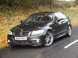 TOTALLY AS NEW Nov 2010 BMW 318i M Sport Plus Edition 76K, TRADE IN CONSIDERED,CREDIT CARDS ACCEPTED