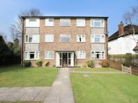 One bedroom, Ground floor flat, with garage in Carshalton Beeches