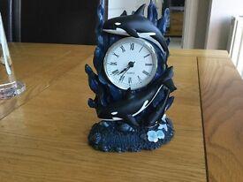 Killer whale clock