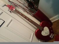 Daisy Rock Bass Guitar