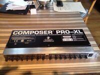 Behringer MDX2600 Composer Pro XL [Mint Condition]