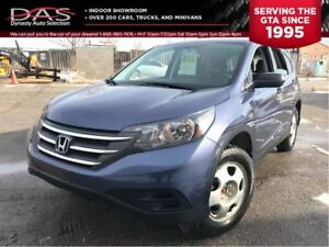 2014 Honda CR-V LX/AWD/REAR VIEW CAMERA