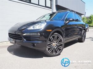 2012 Porsche Cayenne Loaded! Local! No Accidents! Easy Approvals