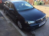 07873 638269 - 2004 Vauxhall Astra SXI 1.6 – 62,000 miles