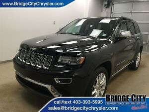 2014 Jeep Grand Cherokee Summit- Hemi, Adaptive Cruise, Panorami