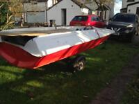 Speed boat project