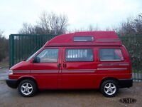 Volkswagen T4 Country Camper - 2003/03 for sale at Kent Motorhome Centre
