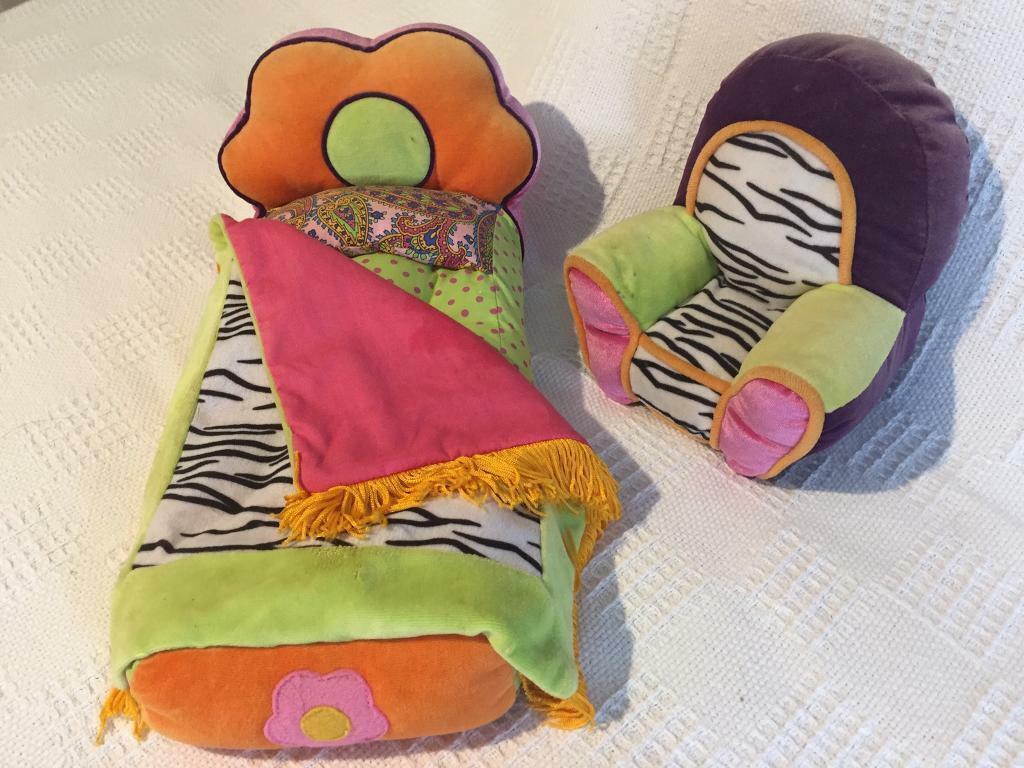 Groovy Girls plush furniture   in Penzance, Cornwall   Gumtree