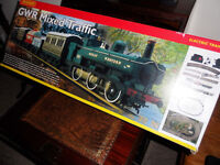 """'OO' HORNBY """"GWR Mixed Traffic"""" Electric Train Set"""