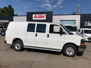 2017 Chevrolet Express 2500 GMC G2500 SHELV&LADDERRACK FROM$1995