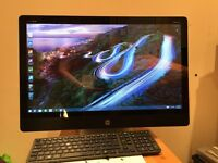 "HP ENVY RECLINE 27"" (27-K450na) DESKTOP ALL IN ONE TOUCHSCREEN COMPUTER with HP CD/DVD Re-Writer"