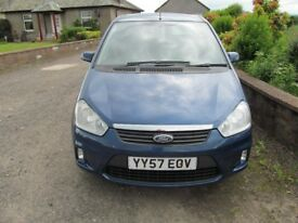 Ford C-MAX MPV Family car with FSH