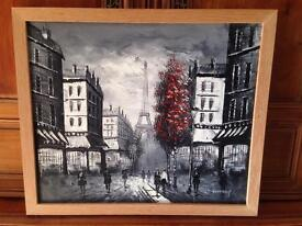 Original hand painted oil painting