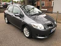2008 TOYOTA AURIS 1.6 AUTO,LOW MILES 60K FULL SERVICE HISTORY,EXCELLENT CONDITION,DRIVES SUPERB