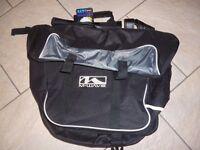 M- Wave cycle double rear pannier bag