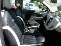 Fiat 500 CULT (white) 2014