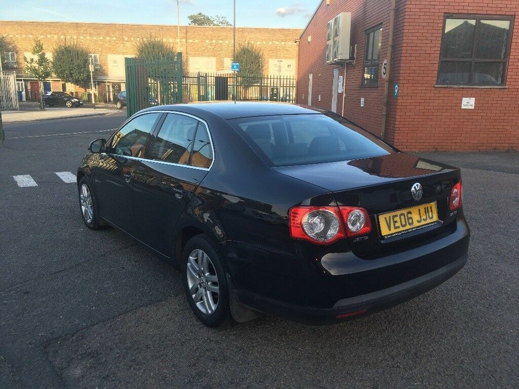 2006 VW Jetta Automatic Diesel Good Condition 1 Owner with history and mot